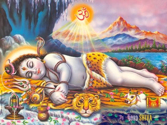 Lord-shiva-sleeping-image