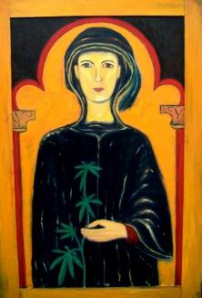 Saint Hildegard_Juanita Márkez.jpg