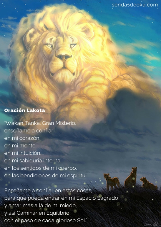 Oracion Lakota